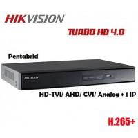 4 канален DVR хибриден DS-7204HQHI-K1/A