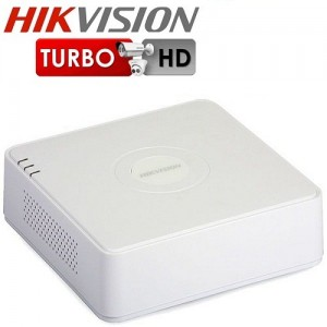 4 канален хибриден DVR DS-7104HGHI-F1(S) с аудио по коаксиал AoC