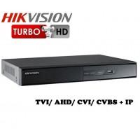 8 канален видеорекордер 5 в 1 DS-7208HGHI-F1