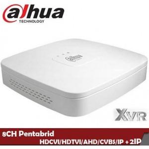 8 канален DVR Dahua Pentabrid XVR4108С