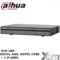 4 канален DVR Dahua 1MP Pentabrid XVR4104HE