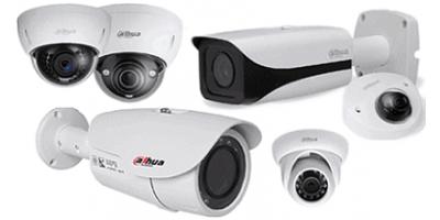 Охранителни камери Dahua