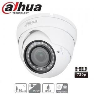Куполна камера 1MP HD-CVI вариофокална HAC-HDW1100R-VF