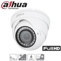Куполна камера 2MP HD-CVI вариофокална HAC-HDW1220R-VF