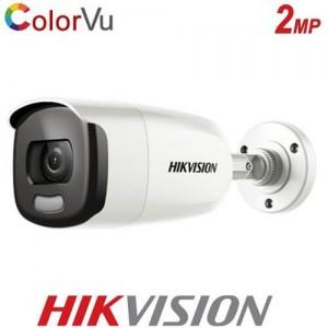 Камера за видеонаблюдение 2MP ColorVu DS-2CE12DFT-F