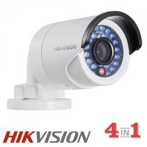 4 в 1 Куполна камера 2MP DS-2CE16D0T-IRF