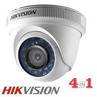 4 в 1 Куполна камера 1MP DS-2CE56C0T-IRF