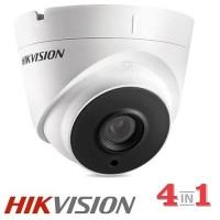 4 в 1 Куполна камера 1MP DS-2CE56C0T-IT3F