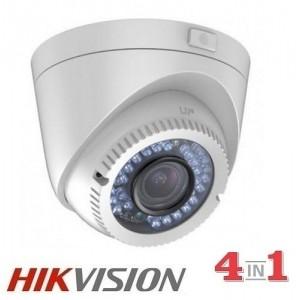 4 в 1 Куполна камера 2MP DS-2CE56D0T-VFIR3F
