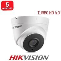 Куполна камера 5MP DS-2CE56H5T-IT3