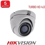 Куполна камера 5MP DS-2CE56H5T-ITM