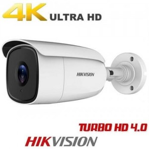 4K Ultra HD камера 8MP DS-2CE18U8T-IT3