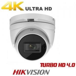 8MP куполна камера 4K Ultra HD DS-2CE79U8T-IT3Z