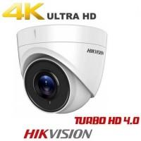 8MP куполна камера 4K Ultra HD DS-2CE78U8T-IT3