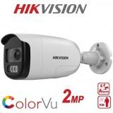 Камера за видеонаблюдение ColorVu 2MP DS-2CE12DFT-PIRXOF