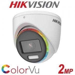 Камера за видеонаблюдение ColorVu 2MP DS-2CE70DF8T-MF