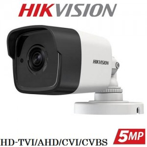 5MP Камера HD-TVI/AHD/CVI/CVBS DS-2CE16H0T-ITF