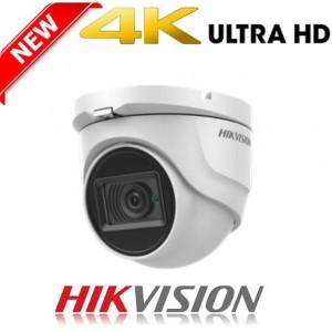 Камера за видеонаблюдение 4K Ultra HD 8MP DS-2CE76U1T-ITM