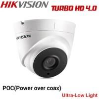 Куполна камера 2MP DS-2CE56D8T-IT3E PoC