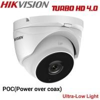 Куполна камера 2MP DS-2CE56D8T-IT3ZE PoC