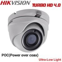 Куполна камера 2MP DS-2CE56D8T-ITME PoC