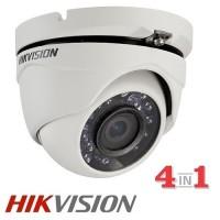 4 в 1 Куполна камера 2MP DS-2CE56D0T-IRMF