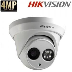 Куполна IP камера 4MP DS-2CD2342WD-I