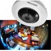 Панорамна куполна IP камера 4MP DS-2CD2942F-I