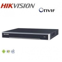 8 канален NVR 8MP DS-7608NI-K2
