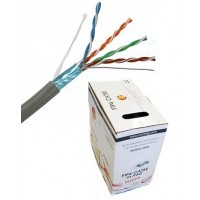 FTP кабел Cat5e 24AWG Cu