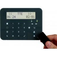 Клавиатура Eclipse LCD 32 S PR за алармена система