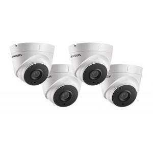 HD-TVI куполни камери