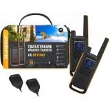 Радиостанции Motorola T82 EXTREME до 10км комплект