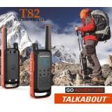 Радиостанции Motorola T82 до 10км комплект