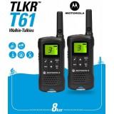 Радиостанция Motorola T61 комплект