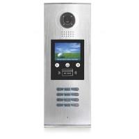 Многоабонатен лицев панел за видеодомофонни системи DMR18S/ID-F
