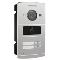 Лицев панел за видеодомофонни системи с 2 пост DS-KV8202-IM