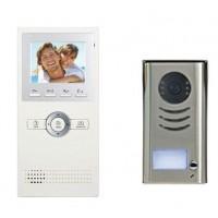 Комплект видеодомофонна система за 1 абонат DK-1611S
